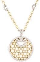 Charriol Diamond Pendant Necklace