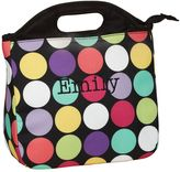 PBteen Gear-Up Black Dot-to-Dot Tote Lunch Bag