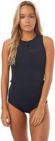 Patagonia Womens R1 Yulex Wetsuit Vest Black