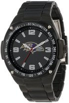 Game Time Unisex NFL-WAR-BAL Warrior Baltimore Ravens Analog 3-Hand Watch