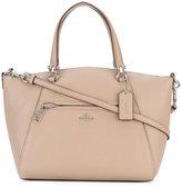 Coach Prairie satchel - women - Calf Leather - One Size