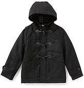 Class Club Little Boys 2T-7 Flannel Duffle Coat