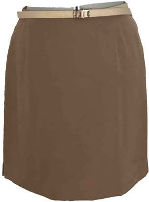Ralph Lauren Beige Skirt for Women
