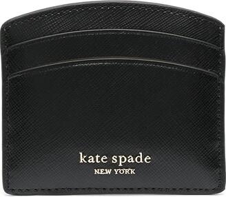 Kate Spade Embossed Logo Cardholder