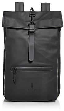 Rains Waterproof Roll Top Backpack