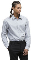Kenneth Cole Meteor Printed Extra Slim-Fitdress Shirt
