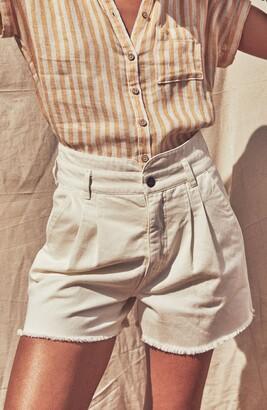 Faherty Rikki Twill Shorts