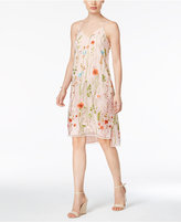 ECI Lace Slip Dress