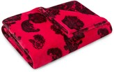 "Betsey Johnson Lovestruck Lace Virtual Pink 50"" x 70"" Throw Blanket"