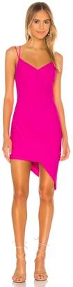 superdown Thalia Asymmetric Dress