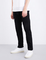 Helmut Lang Uniform stretch-cotton twill trousers