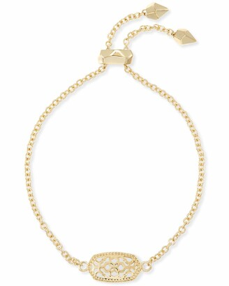 Kendra Scott Elaina Filigree Chain Bracelet