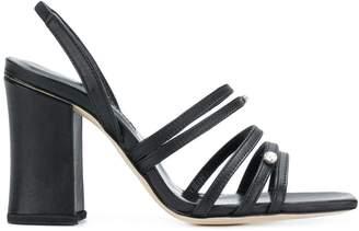 Dorateymur strappy block-heel sandals