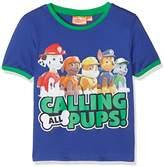 Nickelodeon Boy's Paw Patrol QE1142 T-Shirt