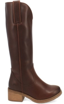 Dingo Women's Homestead Leather Boot Women's Shoes