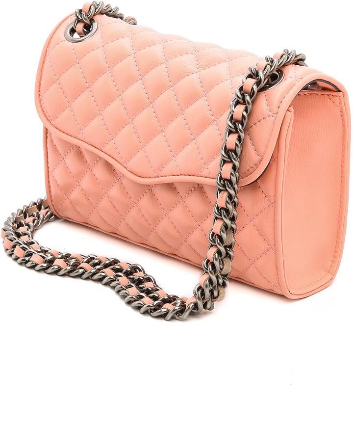Rebecca Minkoff Quilted Mini Affair Cross Body Bag