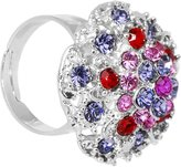 Body Candy Mysterious Blossom Flower Adjustable Ring