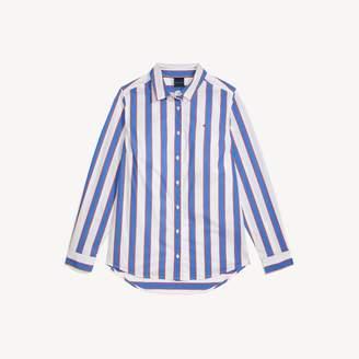 Tommy Hilfiger Long-Sleeve Stripe Shirt