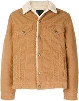 R 13 corduroy jacket