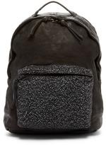 AllSaints Hoshi Horse Leather Rucksack Backpack