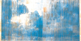 Cloudscape Balsa Wall Hanging