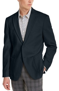 Bar III Men's Slim-Fit Wide-Wale Corduroy Sport Coat, Created for Macy's