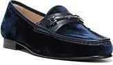 Sam Edelman Talia Velvet Bit Buckle Detail Slip-On Loafers