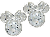 Disney As Is 1.8 cttw Diamonique Mickey or Minnie Studs