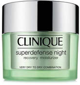 Clinique Superdefense Night Cream Skin - Types 1 And 2