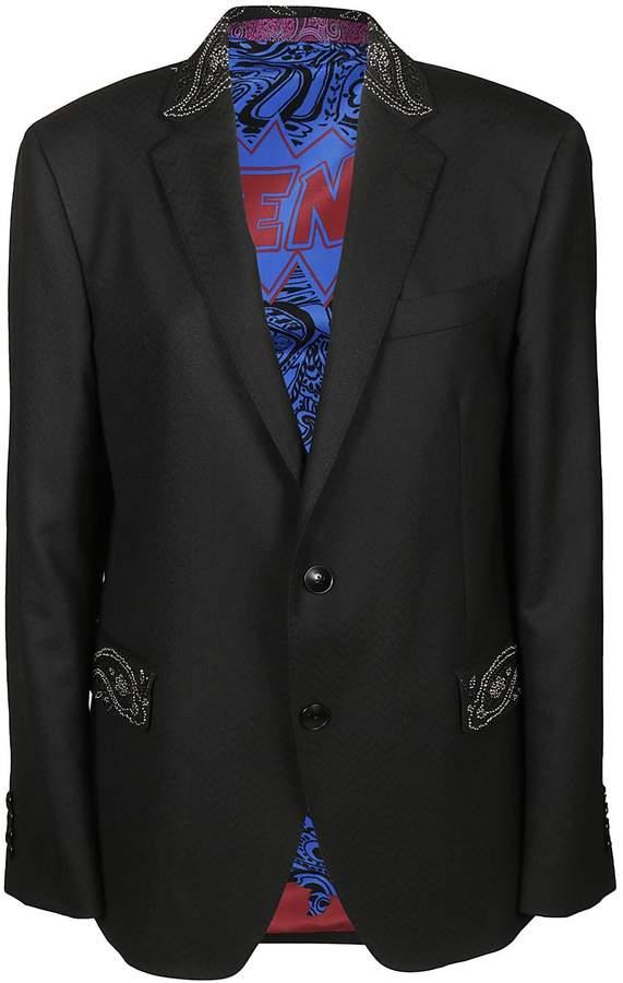 Etro Embellished Blazer