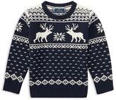 Ralph Lauren Boys' Intarsia Reindeer Sweater - Little Kid