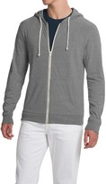 Threads 4 Thought Triblend Jersey Hoodie - Full Zip (For Men)