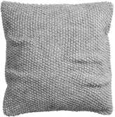 H&M Moss-knit Cushion Cover - Gray