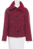 Akris Punto Wool-Blend Bouclé Jacket w/ Tags
