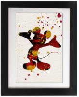 Mickey Mouse Art Print