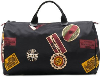 Jean Paul Gaultier Pre-Owned large Boston holdall