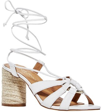 Andre Assous Maggie Ankle Tie Sandal