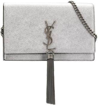 Saint Laurent Kate chain wallet