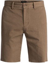Quiksilver Men's Crandy Classic-Fit Stretch Chino Shorts