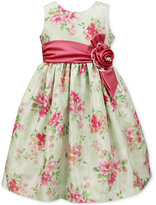 Jayne Copeland Sleeveless Floral Party Dress, Toddler & Little Girls (2T-6X)