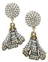 Heidi Daus Pick Of The Day Crystal Drop Earrings