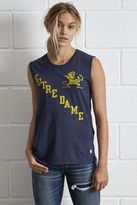 Tailgate Notre Dame Muscle T-Shirt