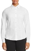 Marina Rinaldi Bellini Button-Down Shirt