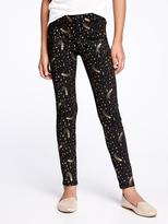 Old Navy Star-Printed Rockstar Jeggings for Girls