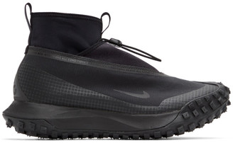 Nike Black Gore-Tex ACG Mountain Fly Sneakers