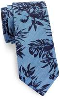 Ben Sherman Goldmaling Floral Tie