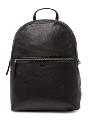 Baggu Leather Work Backpack