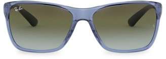 Ray-Ban RB4331 61MM Square Sunglasses