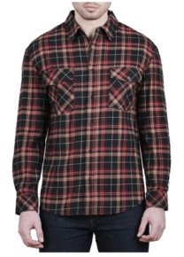 Crwth Men's Flannel Shirt