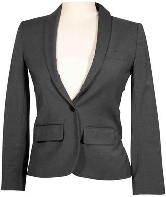 soeur Grey Jacket for Women
